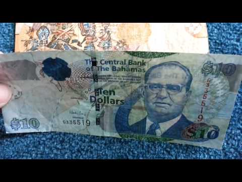 Currency special 23: Bahama Dollar