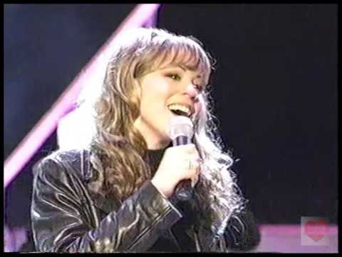 Mariah Carey Fantasy Live 1996 American Music Awards