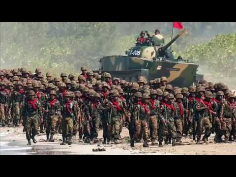 Myanmar Military Might (Air Defence)