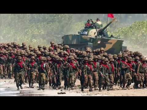 Myanmar Military Might (Air Defence) ျမန္မာ့ေလေၾကာင္းရန္ကာကြယ္ေရး