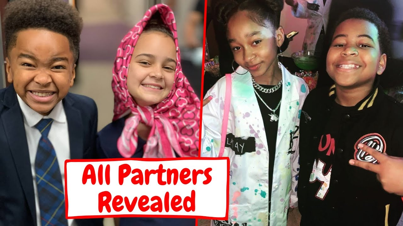 Download Real Life Couples of Tyler Perry's Young Dylan (Nickelodeon)