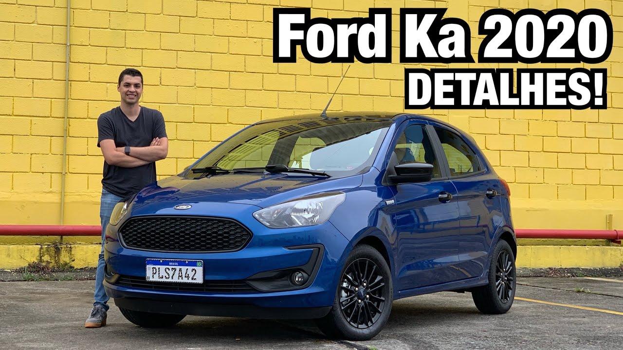 Ford Ka 2020 Em Detalhes Falando De Carro Youtube