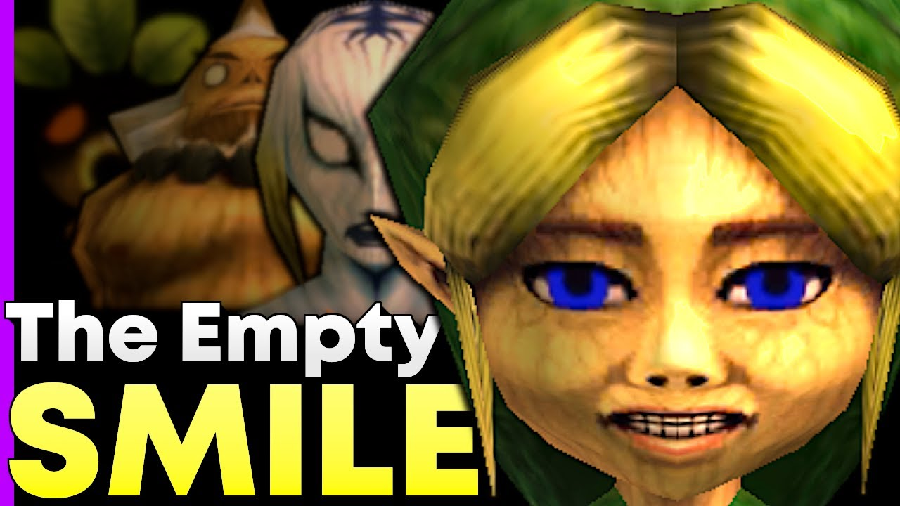 Download The Mystery of Link's Creepy Smile (Majora's Mask Theory)