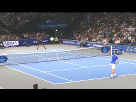 Novak Djokovic vs Stan Wawrinka @ Paris 2015 Highlights