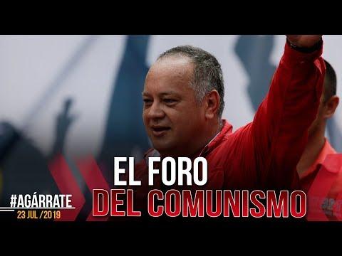 200MM DE DÓLARES LA REUNIÓN DEL FORO DE SAO PAULO  EL PAÍS SIN LUZ   2  AGÁRRATE  FDP