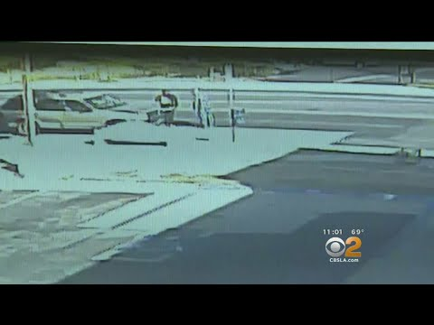 Video Shows Suspect Assaulting Off-Duty San Bernardino Deputy After Fender Bender