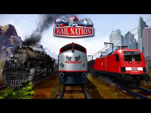 Учимся играть в Rail Nation #1