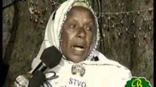 Oromia - Oromo culture - Buna qalu ceremony - eastern Oromia