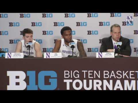 Men's Basketball - Rutgers Postgame Press Conference (3/9/17)