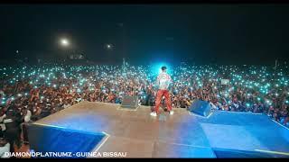 Diamond Platnumz - SHOW LIVE GUINEA BISAU ( BABALAO)