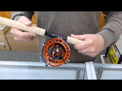 Fly Fishing Reels: The New Sage EVOKE Reel