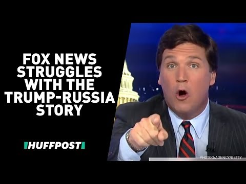 Fox News Is Really Struggling With The Trump-Russia Story