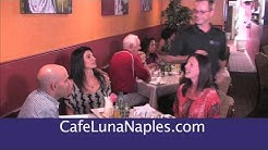 TV Advertising Agency, Quenzel & Associates Created an Produced New TV Ad for Cafe Luna