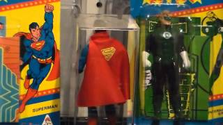 140 Video Review of Knock-Off Super-Powers Superman and Green Lantern from Gulliver Juguetes