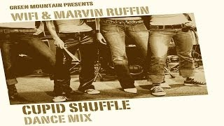 Cupid Shuffle 2016 (Cover by WiFi featuring Marvin Ruffin)