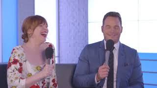 Chris Pratt and Bryce Dallas Howard Would Be Great In-Laws | Magic Breakfast