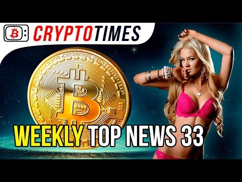 ⭐Weekly Top10 Cryptocurrency News 33 ⭐