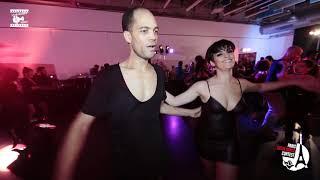 Stéphane & Alicia - social dancing @ Int'L Salsa Shines Contest