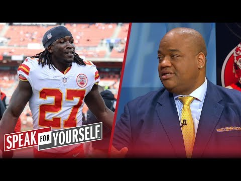 Whitlock and Wiley react to the Browns reportedly signing Kareem Hunt | NFL | SPEAK FOR YOURSELF