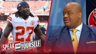Whitlock and Wiley react to the Browns reportedly signing Kareem Hunt  NFL  SPEAK FOR YOURSELF