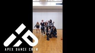 [APEX] Apink 에이핑크 -  'Eung Eung' (응응) (%%) Relay Dance