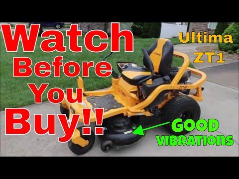Cub Cadet Ultima ZT1, Worst Mower Or Worth The Money?!?!