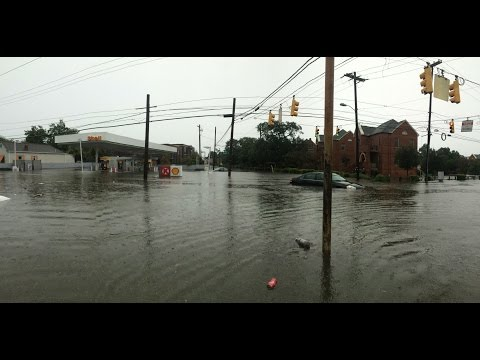 Historic Charleston, SC Flooding