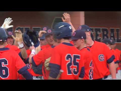 Carson-Newman Baseball: C-N 7, #14 Northwood 6 Highlights 2-19-18
