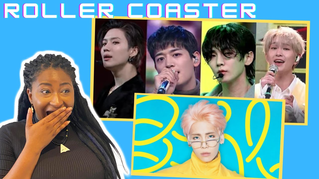 Babywol reacts to SHINee SOLO SONGS for the first time (샤이니 리액션) [SUB]