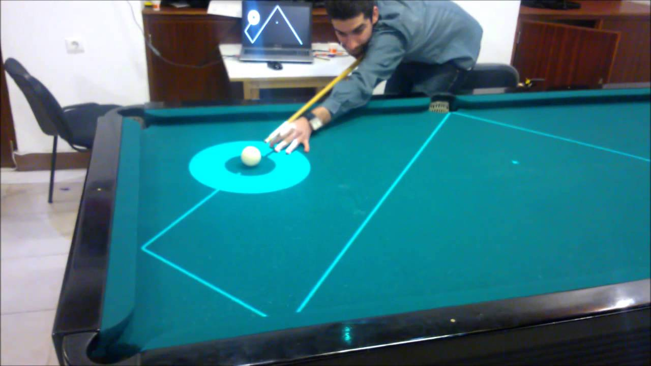 PoolLiveAid Project Snooker Real Game Detection Testing YouTube