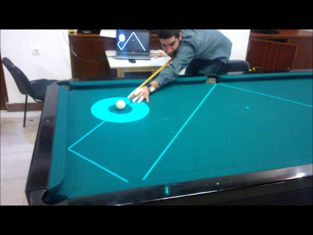 Cheater S Pool Table The Awesomer