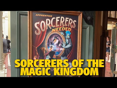 Sorcerers of the Magic Kingdom | Walt Disney World