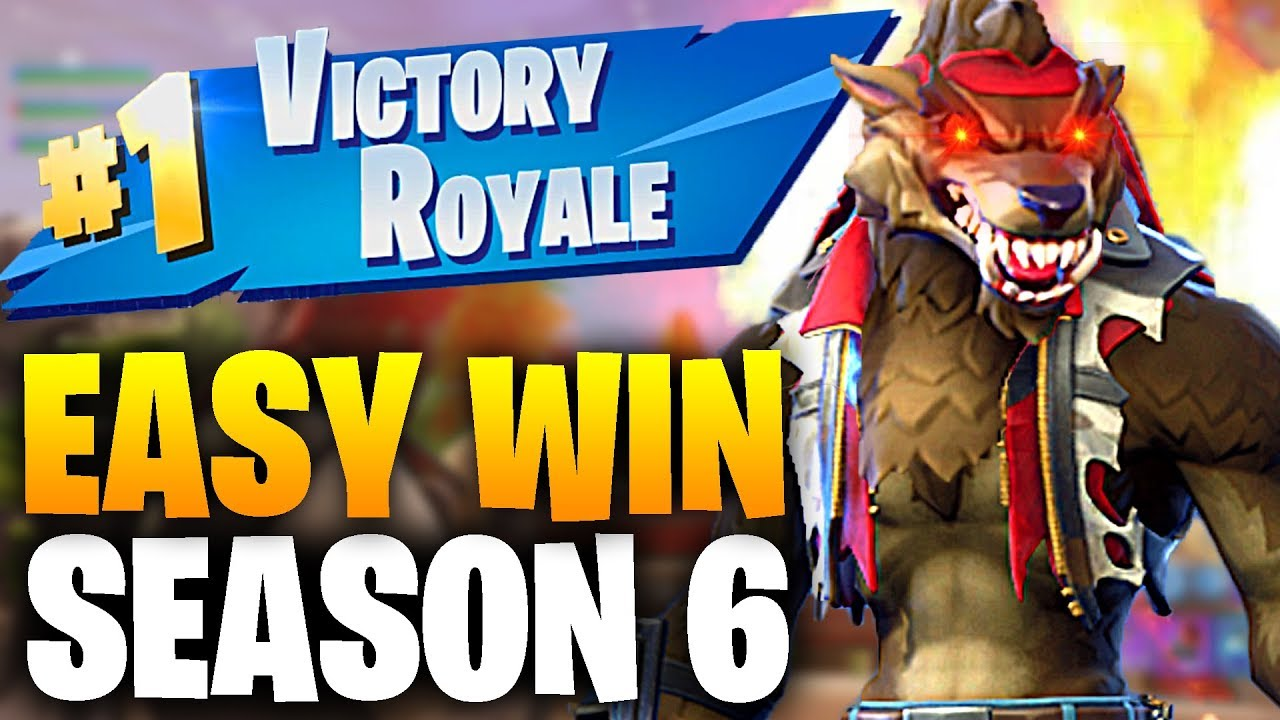 How To Win Games In Fortnite Season  Best Tips To Win Solo Duos Squads Fortnite Battle Royale