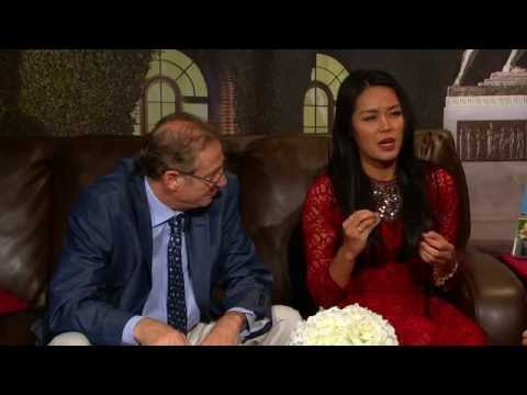 Teresa Nguyen and Eric Roth (10/21/16)