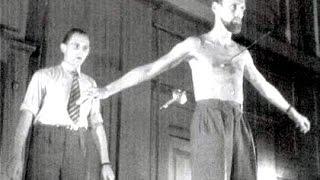 Дематериализация тела йога