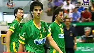 Repeat youtube video Ratchaburi - Chaiyaphum (2nd)   Takraw Thailand League 2013