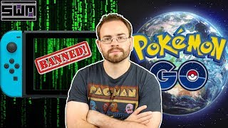 Nintendo Bans Switch Hackers And Pokemon Go Gets Trading   News Wave