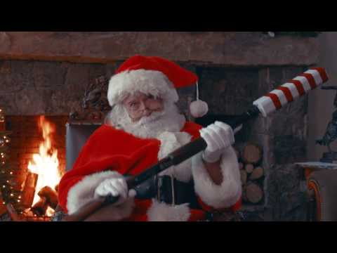 SilencerCo : #FightTheNoise with Santa Claus