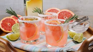 How To Make A Paloma Cocktail By Molly Sims