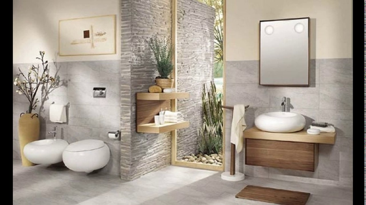 Zen Bathroom Design