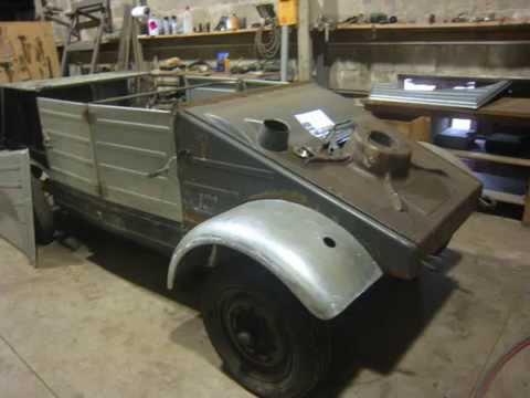restauracion kubelwagen