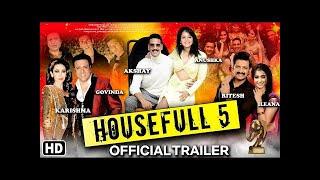 Housefull 5 Official trailer   2020   Akshay Kumar, Anushka Shetty, Govinda  Concept Trailer