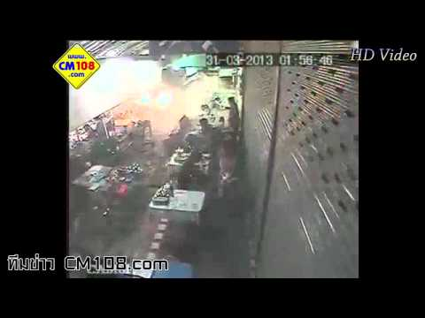 CCTV อุบัติเหตุสาวตัวแทนมิสทีนไทยแลนด์ ที่เชียงใหม่ เสียชีวิต