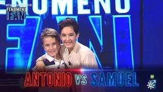 Fenómeno Fan (T2) | Samuel y Antonio hacen bailar a toda la grada
