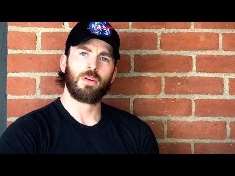 Chris Evans interview with Lindsey McKeon - Part 1