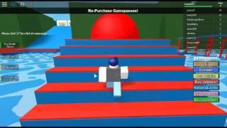 roblox-escapando do mario e do luigi (Flucht Mario und Luigi Obby)1 #