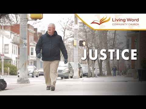 Justice (Pastor Brian Newman)