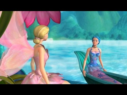 Barbie Mermaidia ( 2006) Barbie le dessin animé en ...