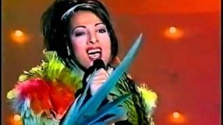 Dana International - Diva (Ensayo General Eurovision 1998)