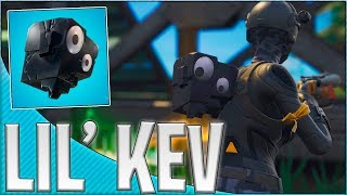 LIL' KEV GRATIS BACK BLING! Fortnite Dansk